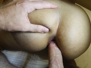 Asian Ass To Pussy
